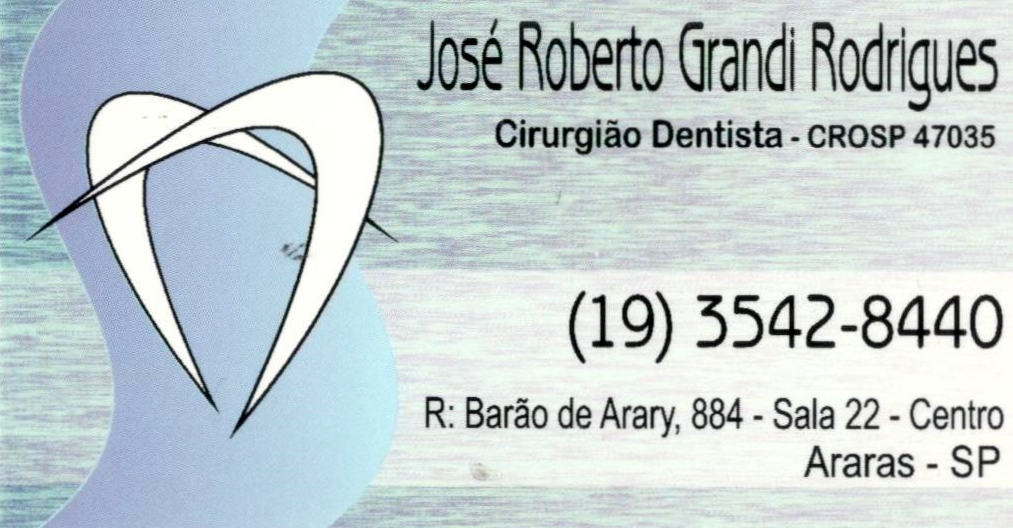 Dr. José Roberto Grandi Rodrigues