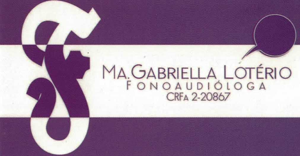 Maria Gabriela Lotério