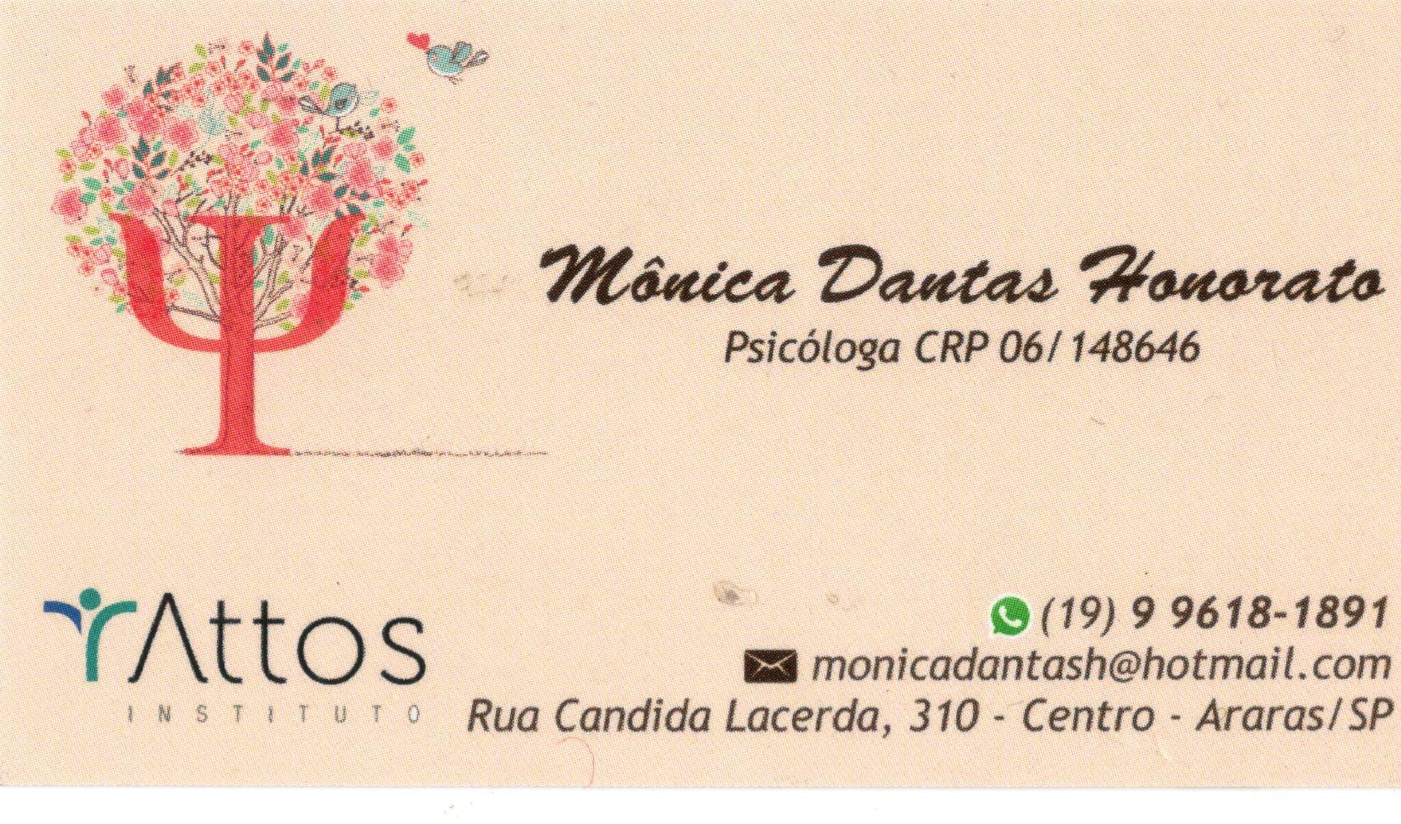 Mônica Dantas Honorato