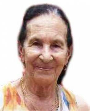 Vicentina Alecrim da Conceição