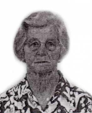 Alvarina Bovo Moreira